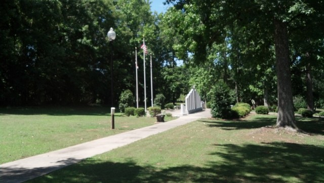 03-Veterans Memorial Siler City (4)