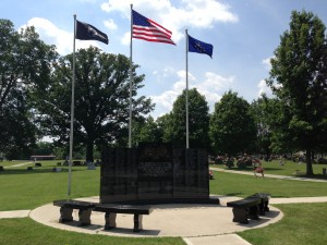 Acton Veterans Memorial, Acton, IN