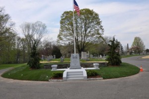 Oakland Cemetery, Fairfield CT - Dedicated May 2014
